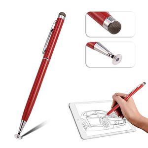 emartbuy/® Jaune Mini Stylet M/étallique pour /Écran Tactile Adapt/é pour Medion Life P5005 5 Pouce Smartphone