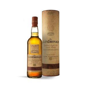WHISKY BOURBON SCOTCH Glendronach Cask Strength Batch 4