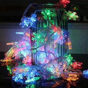 BANDE - RUBAN LED USB 6 M 40 ampoules multicolore fées lumières LED