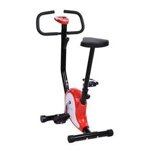 V lo exercice cardio fitness workout machine r glable si ge accueil int rieur - Velo appartement cardio training ...