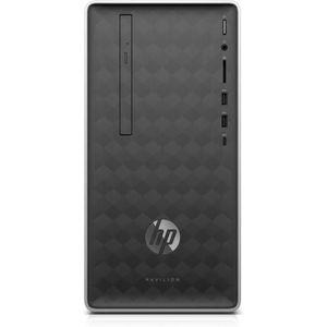 UNITÉ CENTRALE + ÉCRAN HP Pavilion 590-p0632ng, 2,5 GHz, AMD Ryzen 3, 8 G