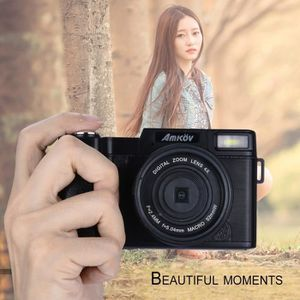 APPAREIL PHOTO COMPACT Mini appareil photo numérique CDR2 24MP 1080P avec