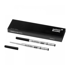 Stylo - Parure Montblanc - MONTBLANC 2 RECHARGE STYLO BILLE (M),