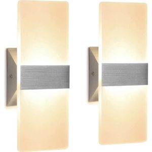 APPLIQUE  ChangM 6W Applique Murale interieur LED Moderne De