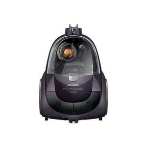 ASPIRATEUR TRAINEAU FC9325 PHILIPS PowerPro Compact Aspirateur sans sa
