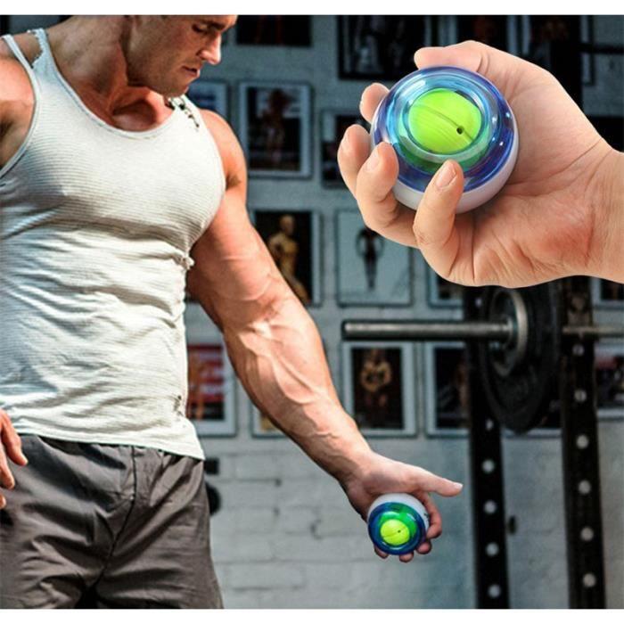 LED Handball trainer gyroscope force Gyroscope Power ball arm trainer gymnase Power ball Fitness Equipment