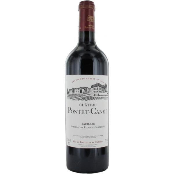 PONTET CANET 2011 - PAUILLAC - 750 ml