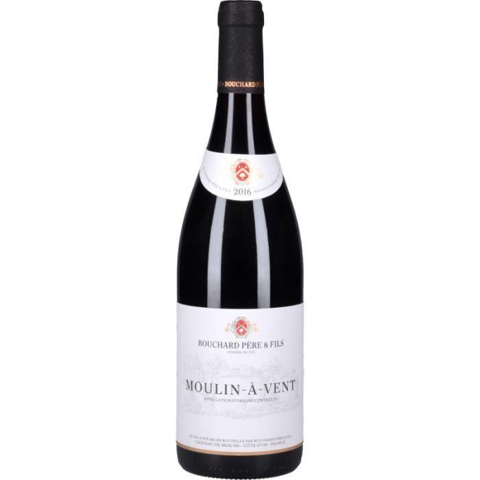 Vin Rouge - Moulin-à-Vent 2016 - Bouteille 75cl