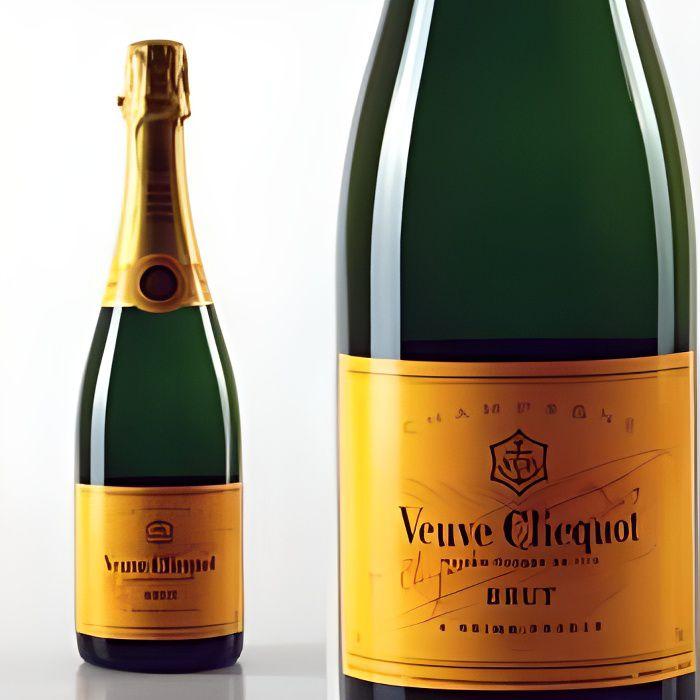 Champagne Veuve Clicquot Brut*