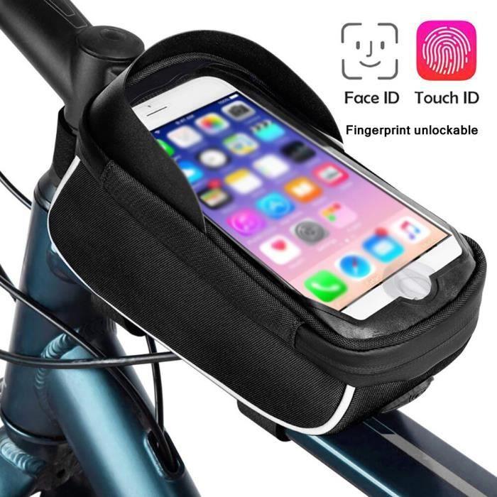Sacs de vélo étanches de grande capacité, sacoches de cyclisme VTT, sacoches de coffre pour porte bagages, accessoires d*PY6423