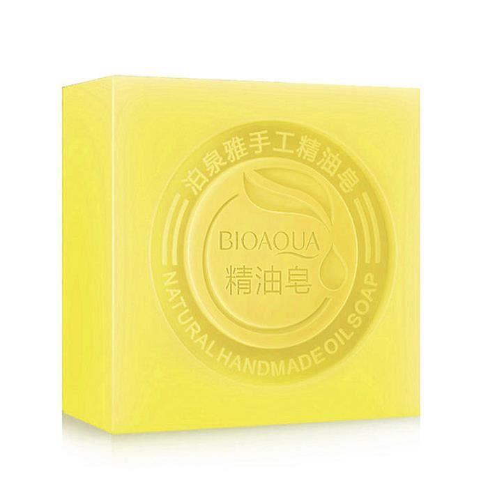 Savon à l'huile fait main naturel nettoyant savon de lavage traitement soins de la peau nettoyage saleté h*ES8784
