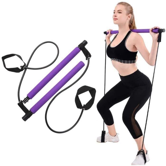 Bande de résistance élastique DC CLOUD Bande Elastique Musculation Elastiband Pilates Bandes R&eacutesistance Bandes de r&eacut306