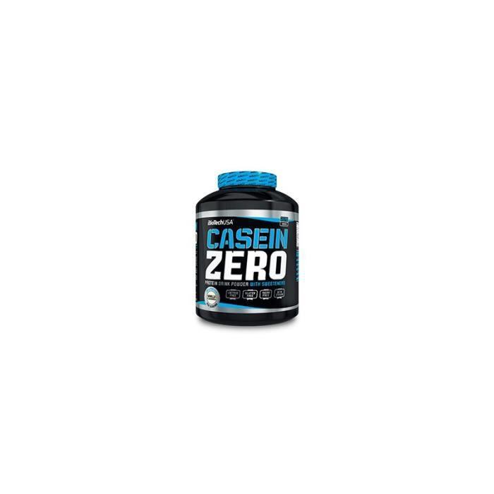 Casein ZERO (2.27Kg) Choco BioTech USA