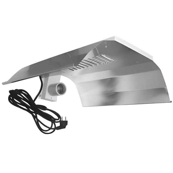 Réflecteur martelé Renforcé pour HPS - MH - CFL