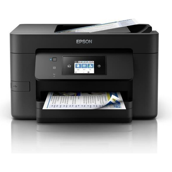 EPSON Imprimante multifonction 4-en-1 Workforce WF-3720 - couleurs - WiFi
