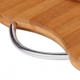 Planche à découper Bambou rectangulaire. Eurotec.