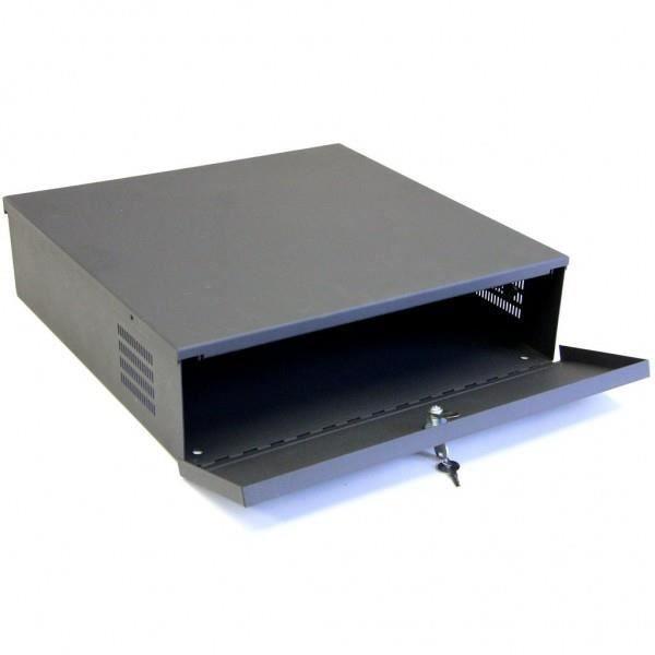 Coffre de sécurite pour enregistreur numérique - Accessoire vidéo surveillance