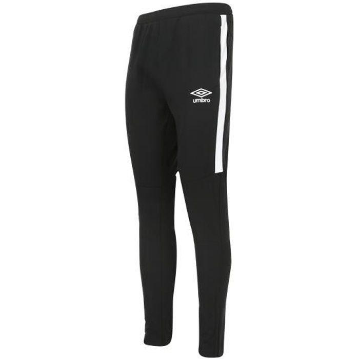 Pantalon Entraînement Division 1 Noir/Blanc