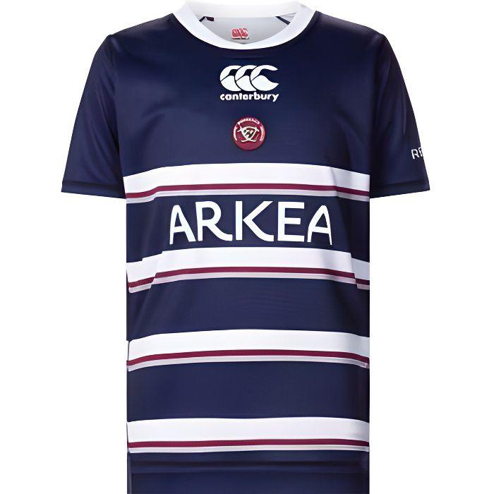 Maillot rugby Union Bordeaux Bègles - réplica domicile 2018/2019 adulte - Canterbury -- Taille S
