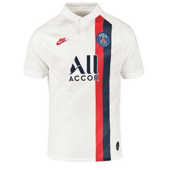 Nouveau Maillot Homme Nike PSG Paris Saint Germain Third Saison 2019-2020