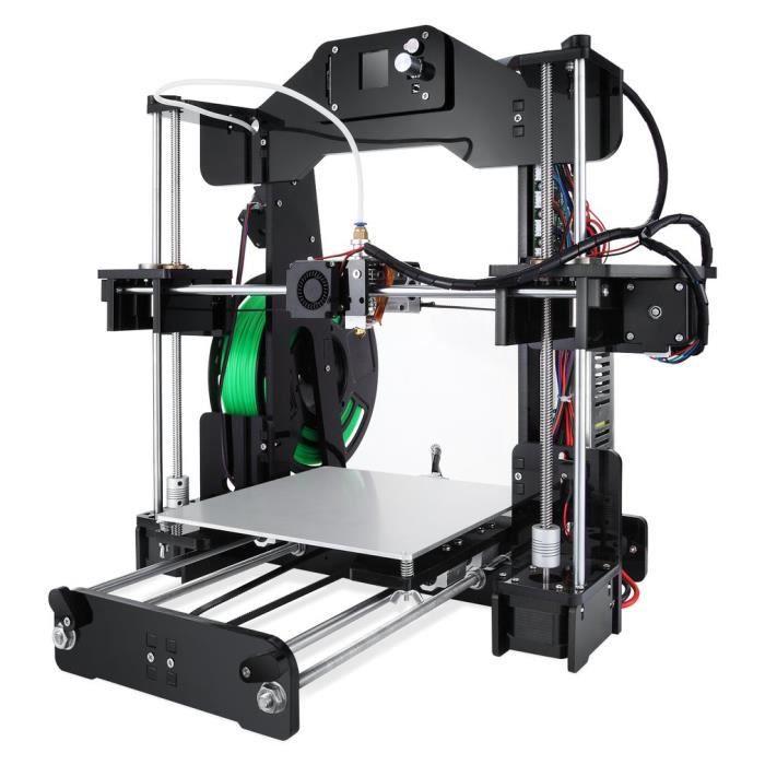 Imprimante 3D Impression Durable Haute Précision Eu Plug Taille 220x220x240mm