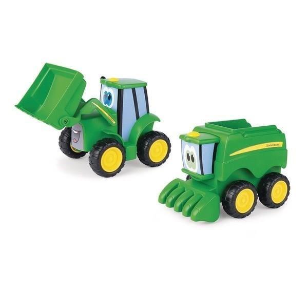 Mes Amis de la Ferme - Johnny Le Tracteur & Corey