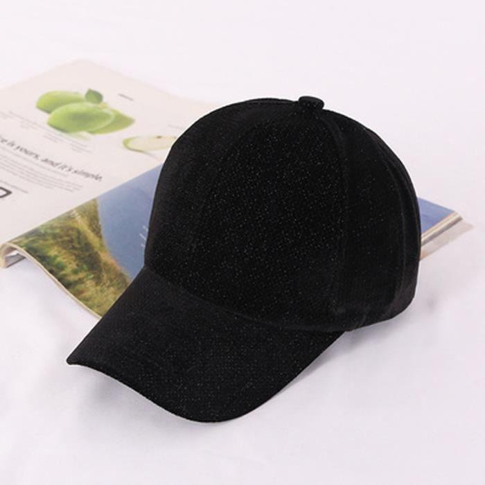 BONNET - CAGOULE Mode Lettre brodée Cowboy chapeau Casual et des fe