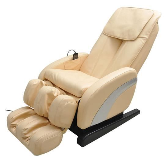 fauteuil massage luxe shiatsu lectrique massant d achat vente fauteuil cdiscount. Black Bedroom Furniture Sets. Home Design Ideas