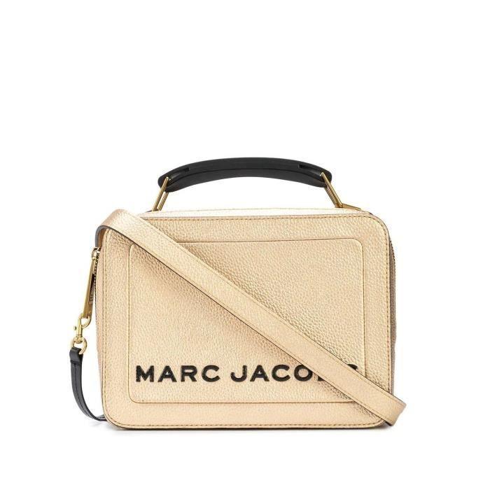 MARC JACOBS FEMME M0016184710 OR CUIR SAC À MAIN - Cdiscount ...