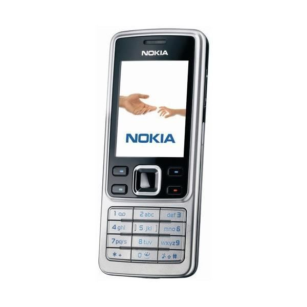 nokia 6300 gris tout op rateur achat t l phone. Black Bedroom Furniture Sets. Home Design Ideas