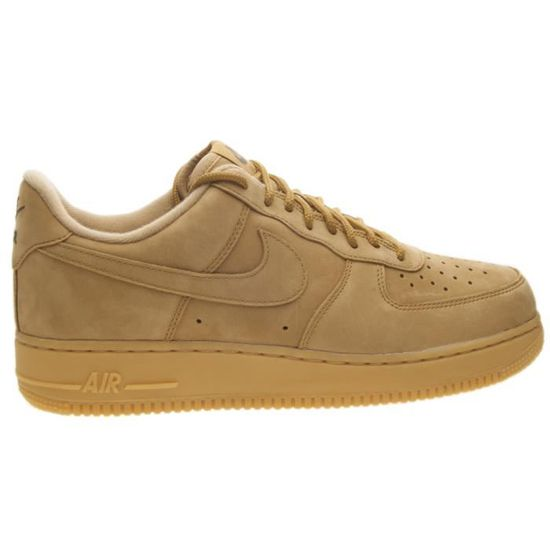 Baskets Nike Air Force 1 '07 Wb Marron - Cdiscount Chaussures
