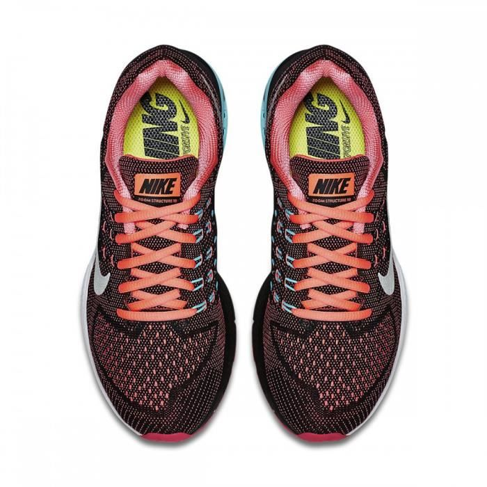 Basket Nike Air Zoom Structure 18 - Ref. 683737-800