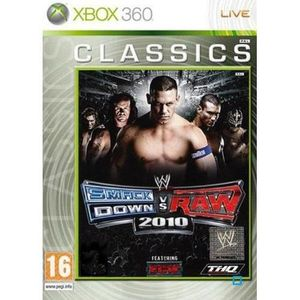JEU XBOX 360 Smackdown vs Raw 2010 Platinum Jeu XBOX 360