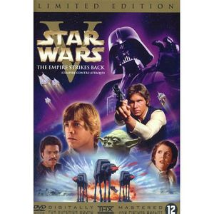 DVD FILM STAR WARS : Episode V, L'empire contre attaque
