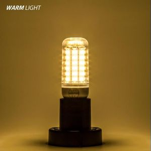 AMPOULE - LED Version Warm Blanc - E27 56leds 220V - Two Years W