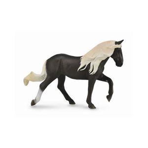 FIGURINE - PERSONNAGE Figurine - Jument Rocky Mountain Chocolat - Chevau