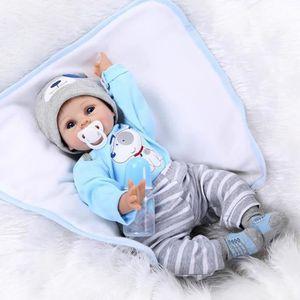 POUPÉE ZIYIUI 22 Pouces - 55cm Reborn Baby Doll Réaliste