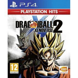 JEU PS4 Dragon Ball Xenoverse 2 Jeu PS4 + 2 boutons THUMBS