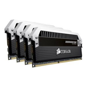 MÉMOIRE RAM CORSAIR Dominator Platinum 32GB CMD32GX3M4A1600C7