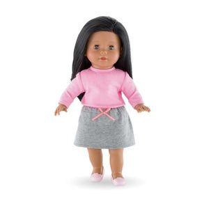 ACCESSOIRE POUPÉE Vêtement pour poupée Ma Corolle : Jupe grise aille