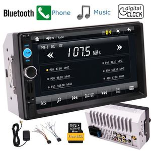 Free 8GB GPS Map Card 7 Inch Auto Car MP5 Player GPS