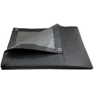 Verte 100/% imperm/éable /à leau et aux UV Bache renforc/ée haute densit/é 260g//m/² B/âche de protection casa pura/® en poly/éthyl/ène env 1,5x6m