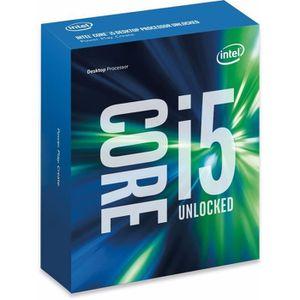 PROCESSEUR Processeur Intel Core i5-7500 3.4GHz BOX