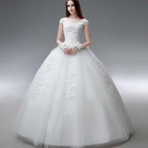 ROBE DE MARIÉE Luxe élégant taille plus mariée robe de mariée rob