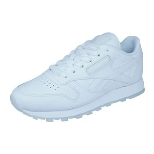 BASKET Reebok Classic Leather Solids Cuir Baskets Homme B