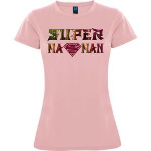 T-SHIRT Tee shirt femme rose