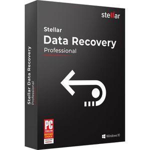 BUREAUTIQUE Stellar Data Recovery Software | for Windows | Pro