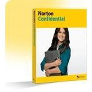 ANTIVIRUS Norton Confidential for Macintosh - version 1.0…