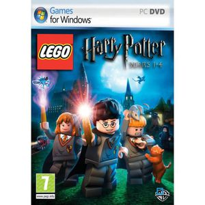 JEU PC LEGO HARRY POTTER - DIE JAHRE 1 - 4 [IMPORT ALL…