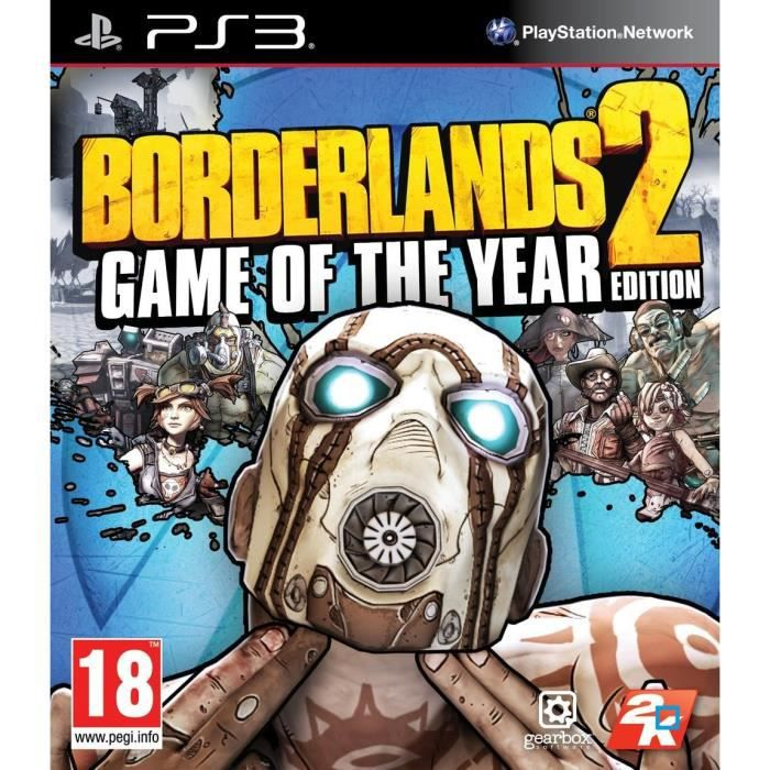 collection de jeux videos: 431 jeux/28 consoles/2 Pcb - Page 8 Borderlands-2-goty-jeu-console-ps3